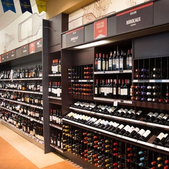 Vins et spiritueux - Wines and liquors